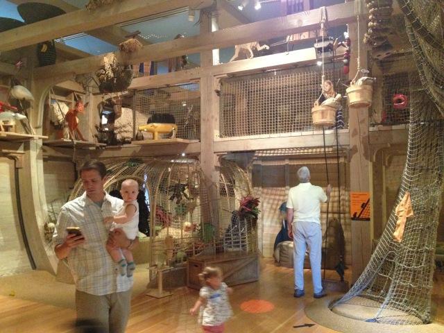 Noah's Ark, Skirball, LA, 2015