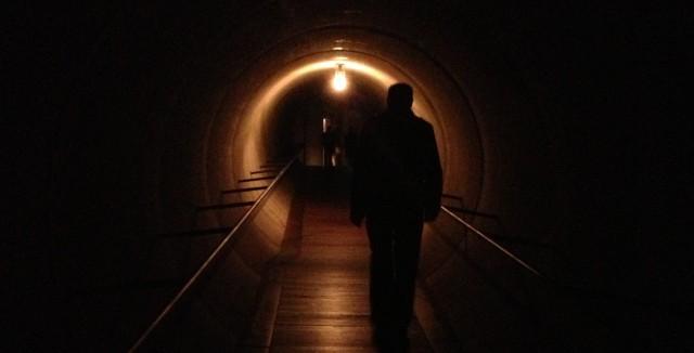Corridor, MONA, 2012